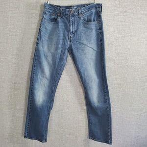 Levi's Denizen 232 Slim Straight Fit Jeans